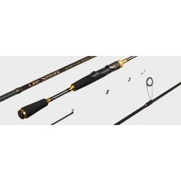 Спиннинг штекерный Lucky John Micro Jig & Rockfishing High Sensoric Mession 6, углеволокно, 2,16 м, тест: 0.5-6г